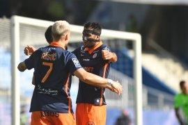 Nice kalah dari Montpellier, Bordeaux imbang lawan Lyon