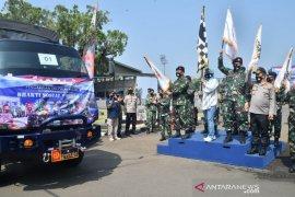 Altar 89 bagikan 12.000 paket sembako untuk warga terdampak pandemi di Bogor