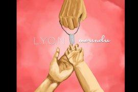 """L.Y.O.N melepas kerinduan  rilis lagu """"Merindu"""""""