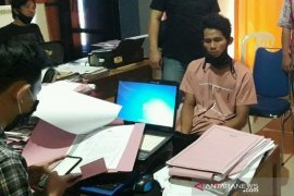 Pelaku penusukan pemilik toko di Bengkulu menyerahkan diri