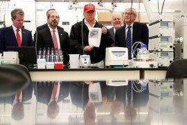 AS terparah kondisi COVID-19 dan lambatnya Pemerintahan Trump menangani