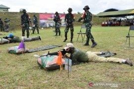 Korem 133/NW perkuat sinergitas bersama Polri-Pemda di Gorontalo