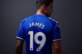 """James Rodriguez ingin Everton datangkan pemain """"nama besar"""" lagi"""
