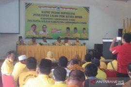Ketua DPD Golkar Labura akan bantu caleg Rp500 juta