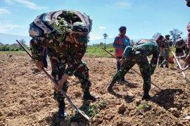 Anggota DPR Yan Mandenas sarankan perkuat Kodim-Koramil di Papua