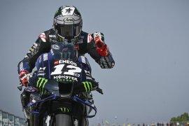 MotoGP: Vinales klaim pole position kedua kalinya secara beruntun di Misano