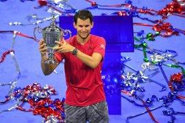 Petenis putra Austria Thiem dobrak tiga besar penguasa Grand Slam untuk juarai US Open