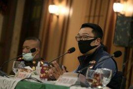 Gubernur Jabar: Depok, Bekasi, Bogor dan Cimahi zona merah COVID-19