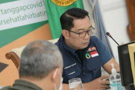 Ridwan Kamil: Warga Jakarta jangan dulu berwisata ke Jabar