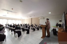Tes SKB CPNS di Kutai Timur  kembali dilanjutkan