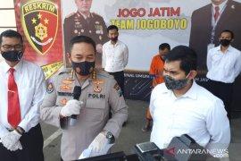 Polda Jatim bongkar praktik prostitusi tempat karaoke di Madiun