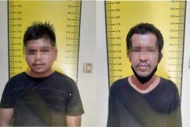 Satresnaskoba Polres Tabalong tangkap dua pelaku narkoba