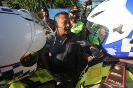 Ratusan pengendara di Surabaya terjaring operasi penegakan protokol kesehatan
