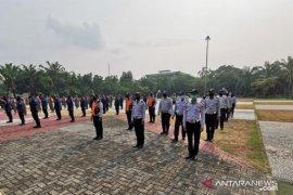Jakarta Timur sebar 40 personel Dishub di perbatasan terkait PSBB