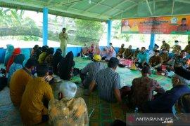 Bupati Asahan dukung kegiatan bersih Desa di Kecamatan Rawang Panca Arga