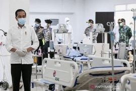 Pasien COVID-19 di Wisma Atlet Kemayoran berkurang 52 orang