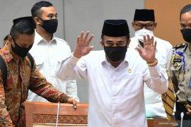 Menteri Agama masih dirawat COVID-19, kondisinya stabil