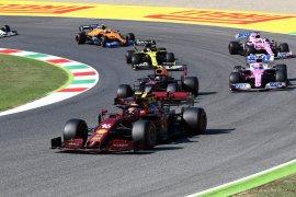 Leclerc membuktikan talentanya, namun Ferrari terlalu lambat