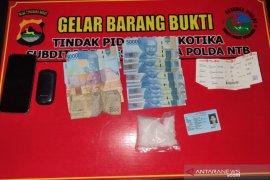 Polda NTB tangkap penyelundup sabu-sabu dari Aceh