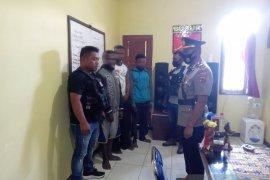 Penganiaya perwira polri Jayawijaya serahkan diri