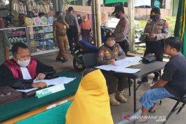 Operasi penegakan protokol kesehatan di HSS, 20 orang terjaring sanksi