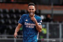 Aubameyang sempat tebersit untuk meninggalkan Arsenal