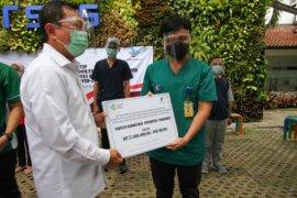 Menkes berikan insentif COVID-19 kepada peserta PPDS FK Unpad