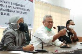 KPU: pembatasan massa diberlakukan saat masa kampanye