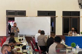 Kapolda Maluku: Intelijen harus jeli lihat situasi