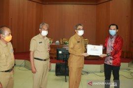 Wawali Banjarbaru terima hibah aplikasi penanganan COVID-19