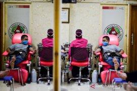 JK ajak masyarakat Indonesia donorkan darahnya di masa pandemi COVID-19