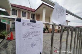 Hakim Pengadilan Agama Bengkulu positif COVID-19