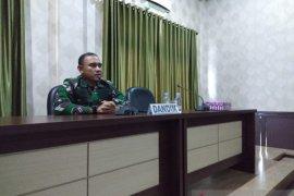 Dandim: Hubungan TNI dengan Pers baik