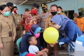 Ketua DPRD Bangka apresiasi pemberian vaksin difteri