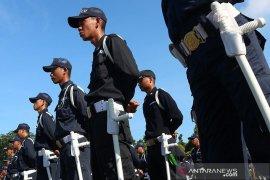 Mirip dengan polisi, seragam baru satpam bertujuan jalin kedekatan dengan Polri