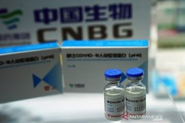 Riset: Vaksin COVID-19 eksperimental oleh China tampak aman