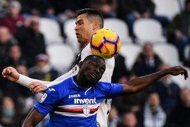 Liverpool ingin kontrak Omar Colley dari Sampdoria