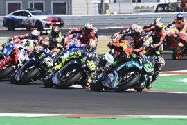 Sembilan pebalap berebut puncak klasemen di GP Emilia Romagna