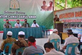 COVID 19 kian mewabah, Polisi minta masyarakat jaga kamtibmas di Aceh Timur