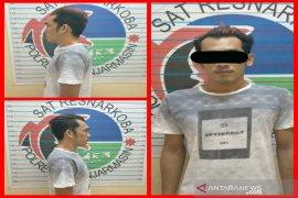 Polresta Banjarmasin tangani kasus pria pengangguran edarkan sabu