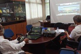 DPMPD Kaltim ikuti rapat Paripurna DPRD secara virtual