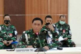 Danpuspom Mayjen Eddy Rate Muis: 65 anggota TNI jadi tersangka perusakan Mapolsek Ciracas