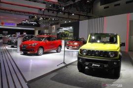 Penjualan mobil di Indonesia naik 47,43 persen per Agustus