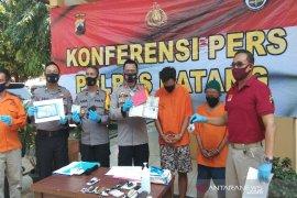 Catut nama PLTU Batang, dua penipu gadaikan 11 mobil sewaan