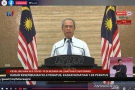 Warga  negeri jiran peringati Hari Malaysia