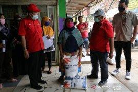 Kemensos pantau penyaluran bansos beras di Kabupaten Purwakarta