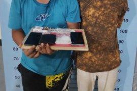 Dua pemuda jaringan narkoba di Aceh Utara ditangkap polisi