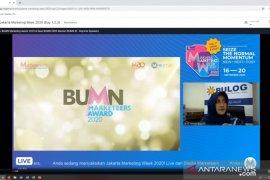 """Bulog raih empat penghargaan dalam """"BUMN Marketeers Award 2020"""""""