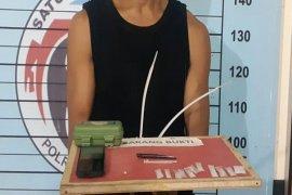Polres Aceh Utara ciduk DPO narkoba, sabu 11 paket diamankan