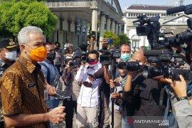 Gubernur Jateng Ganjar Pranowo minta ponpes jadi klaster COVID-19 di Kebumen-Banyumas ditutup